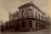 Head office of Pares's Leicestershire Banking Co, 1898