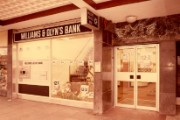 Basildon branch of Williams & Glyn's Bank, 1970s